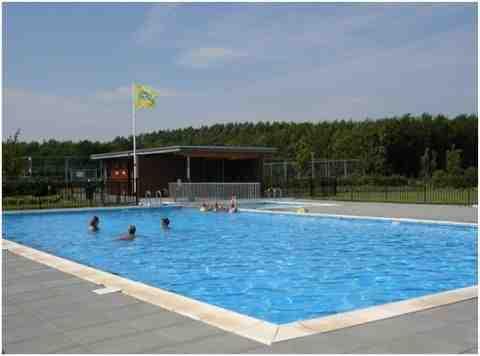 Buitenzwembad flevoland