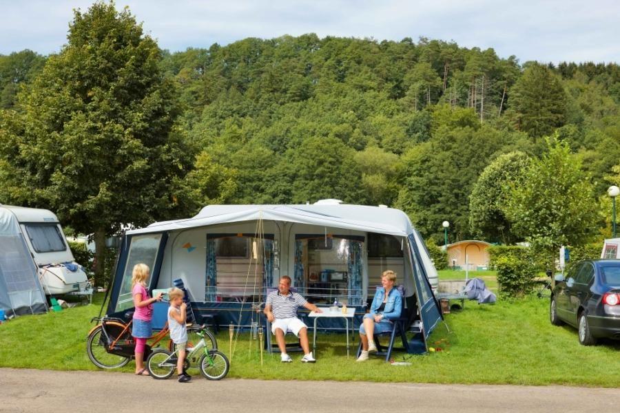 Fotopagina van camping spa d 39 or sart lez spa - Foto van sallon ...